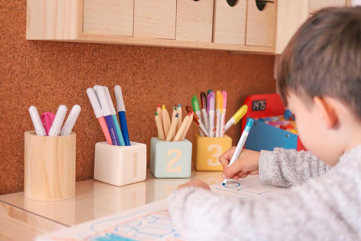 creativo escritorio