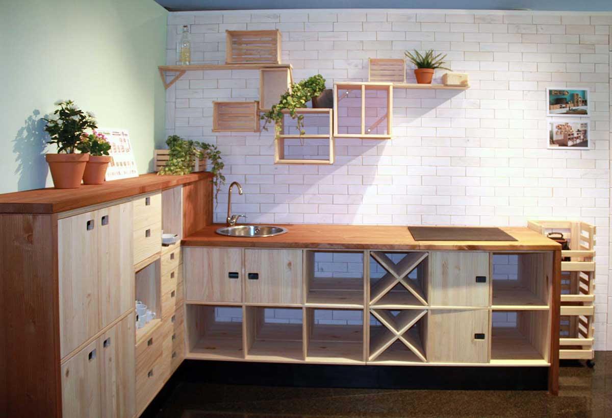 diseña tu cocina con Dinamic