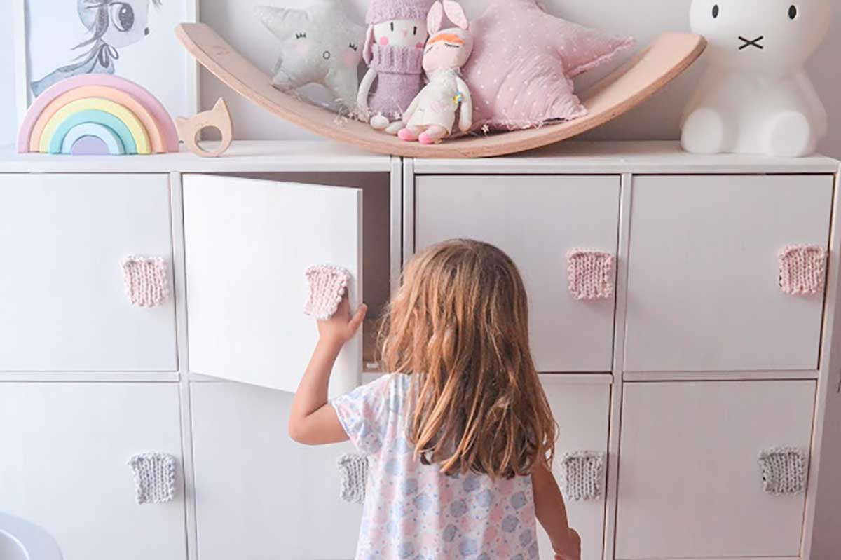 Montessori, tendencia en decoración infantil
