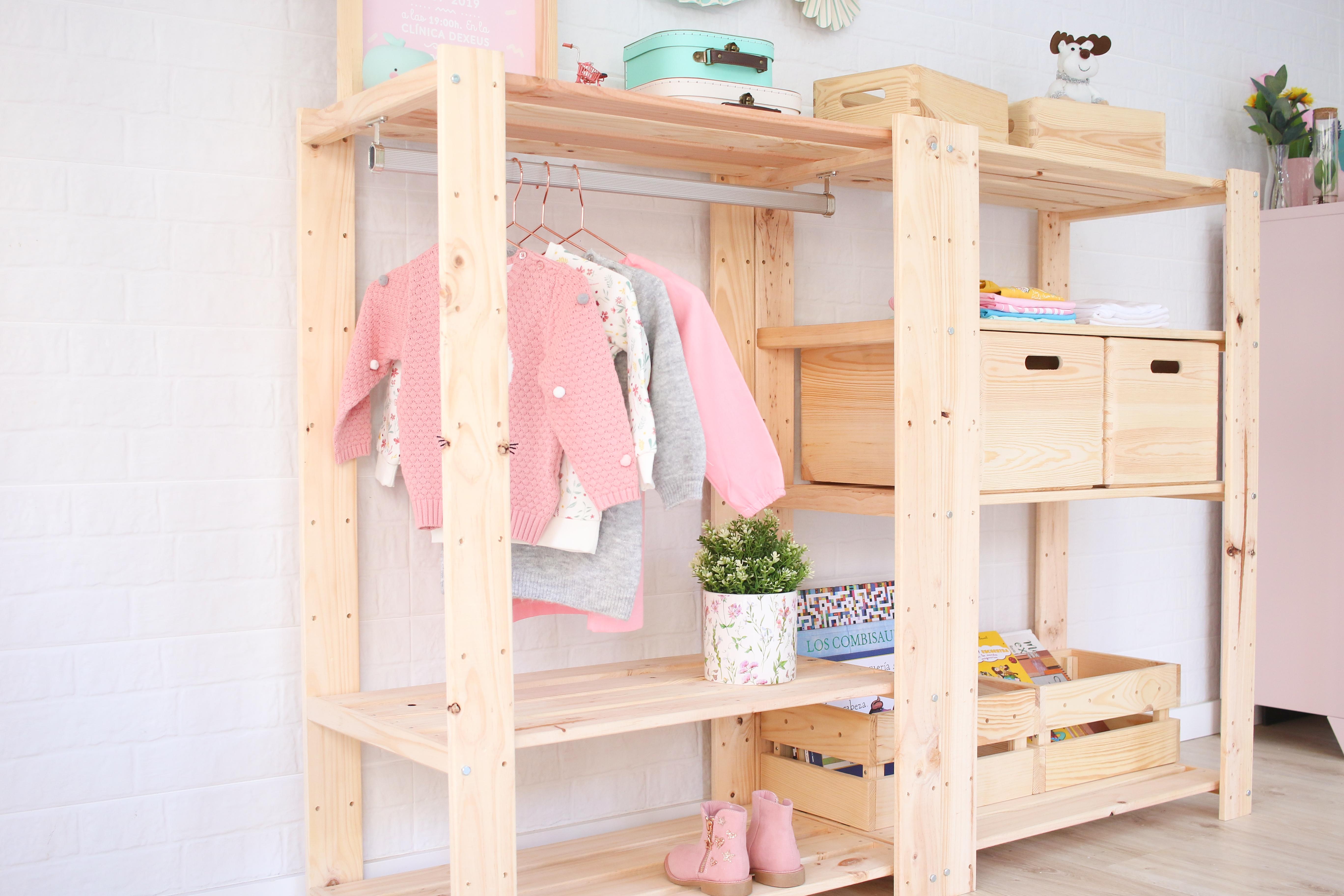 vestidor infantil astikitline